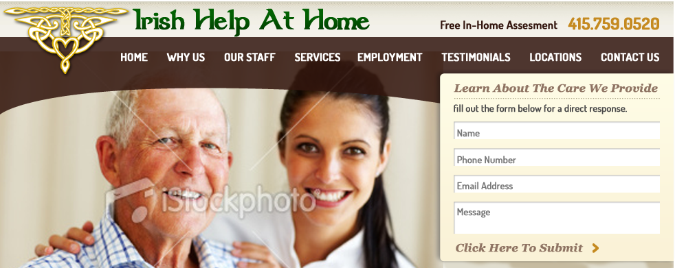 Irish Help At Home - Home Care Services