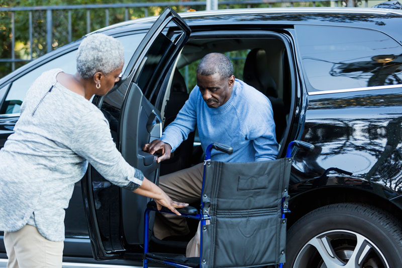 Transportation for Seniors in San Francisco | Elderly Services